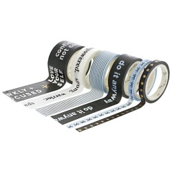 Washi Tape - Bold Life, Do It Anyway_78298