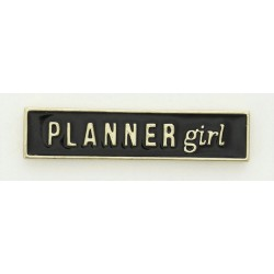 Enamel Collector Pin - Planner Girl_78302
