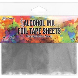 Alcohol Ink Foil Tape Sheets_78384