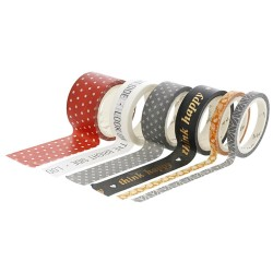 Washi Tape - Brightside, Think happy_78473