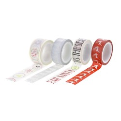 Washi Tape - Candy Cane Lane_78482