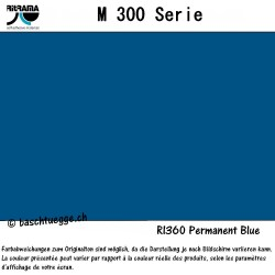 Vinylfolie matt M300 - permanent blue_78516