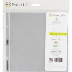 Project Life Page...