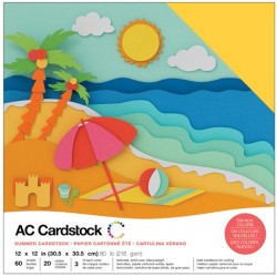 Summer Cardstock Pack