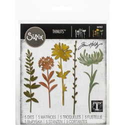 Wildflowers Stems 1 - Dies