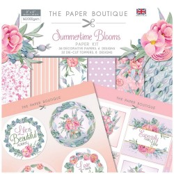 Summertime Blooms Paper Pad...