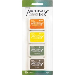 Wendy Vecchi Mini Archival Ink Pads - Set 5