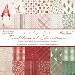 Traditional Christmas - Paper Pack