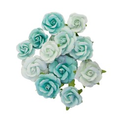 Mulberry Paper Flowers All For You/With Love