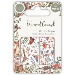 Washi Tape - Woodland
