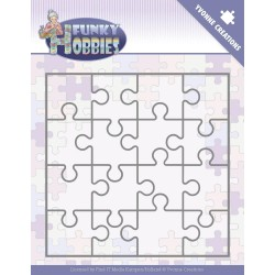 Puzzle - Funky Hobbies