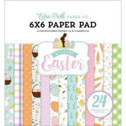 Welcome Easter - Paper Pad 6x6