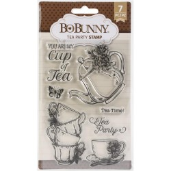 Tea Party - Clear Stamp