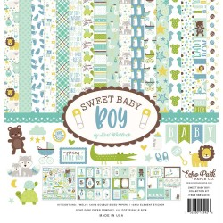 Sweet Baby Boy - Collection Kit