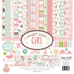 Sweet Baby Girl - Collection Kit
