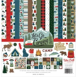 Let's Go Camping - Collection Kit