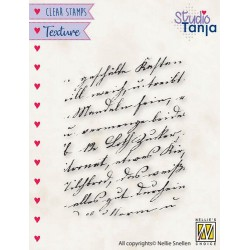 Clear Stamp - Writing