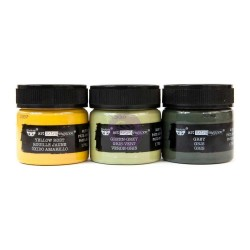 Extravagance Rust Effect Paste - Military Rust
