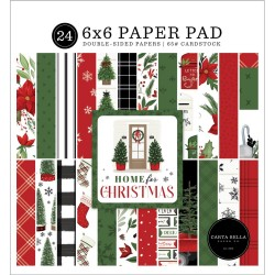 Home For Christmas - Paper Pad