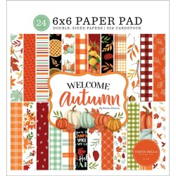 Welcome Autumn - Paper Pad