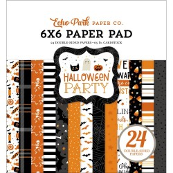 Halloween Party - Paper Pad