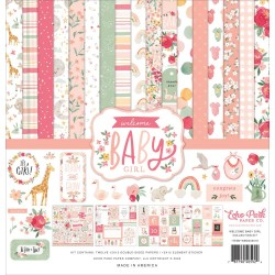 Welcome Baby Girl - Collection Kit