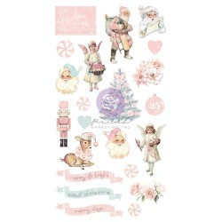 Christmas Sparkle - Puffy Stickers