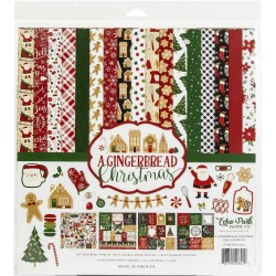 A Gingerbread Christmas - Collection Kit