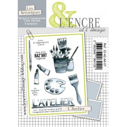 Clear Stamp - L`atelier