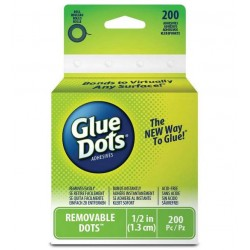GlueDots Removable Rolle_8473